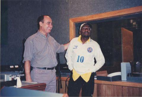 O jamaicano Jimmy Cliff